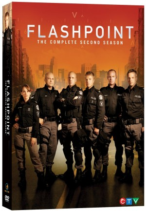Flashpoint - Complete 2nd Season